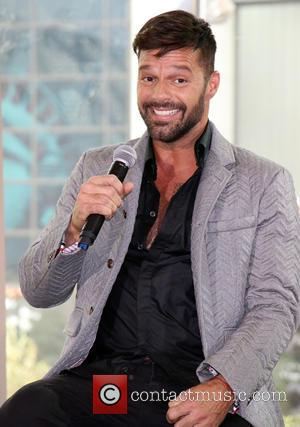 Ricky Martin announces his new residency at the Monte Carlo Hotel & Casino in Las Vegas, Nevada, United States -...