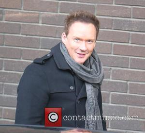 Russell Watson outside ITV Studios - London, United Kingdom - Wednesday 16th November 2016