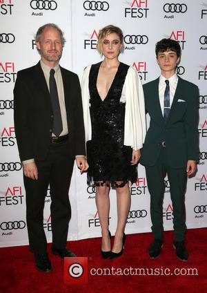 Mike Mills, Greta Gerwig and Lucas Jade Zumann