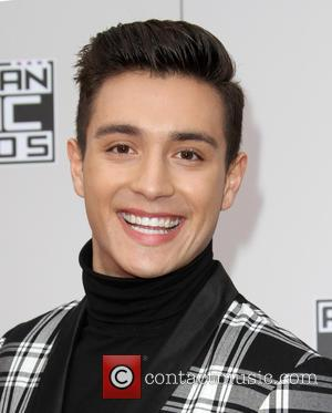 Gabriel Conte at Microsoft Theatre and American Music Awards