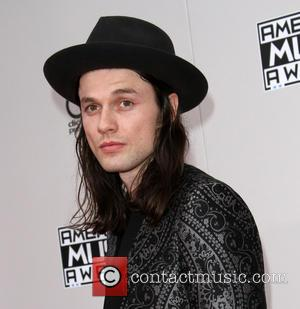 James Bay arrives at the 2016 American Music Awards held at the Microsoft Theatre, Los Angeles, California, United States -...