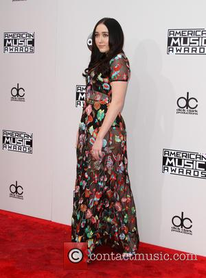 Noah Cyrus arrives at the 2016 American Music Awards held at the Microsoft Theatre, Los Angeles, California, United States -...