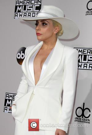 Lady Gaga arrives at the 2016 American Music Awards held at the Microsoft Theatre, Los Angeles, California, United States -...