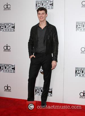 Shawn Mendes arrives at the 2016 American Music Awards held at the Microsoft Theatre, Los Angeles, California, United States -...
