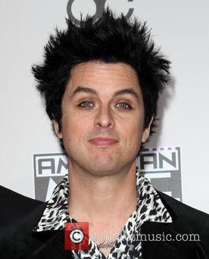 Billie Joe Armstrong arrives at the 2016 American Music Awards held at the Microsoft Theatre, Los Angeles, California, United States...