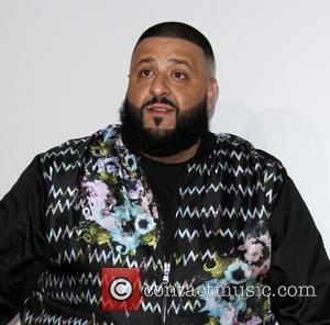 DJ Khaled arrives at the 2016 American Music Awards held at the Microsoft Theatre, Los Angeles, California, United States -...