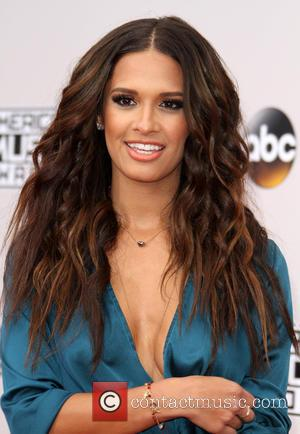 Rocsi Diaz arrives at the 2016 American Music Awards held at the Microsoft Theatre, Los Angeles, California, United States -...