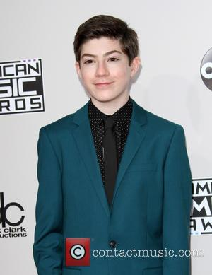 Mason Cook arrives at the 2016 American Music Awards held at the Microsoft Theatre, Los Angeles, California, United States -...