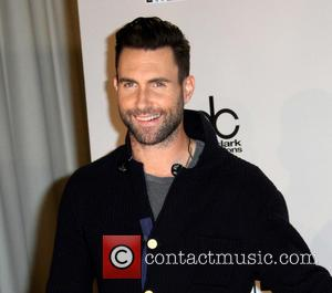 Adam Levine Honours His Family As He Receives Star On Hollywood Walk Of Fame