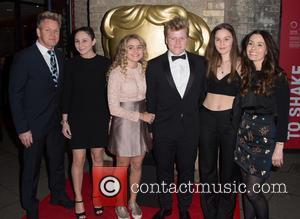 Gordon Ramsay, Megan Ramsay, Matilda Ramsay, Jack Ramsay, Holly Ramsay and Tana Ramsay