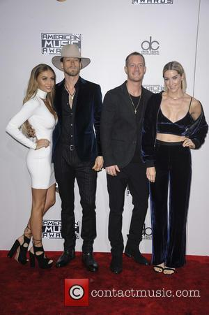 Hayley Stommel, Tyler Hubbard, Billie Kelley and Brittney Cole