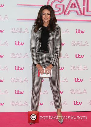 Michelle Keegan at The ITV Gala held at the London Palladium,  London, United Kingdom - Thursday 24th November 2016