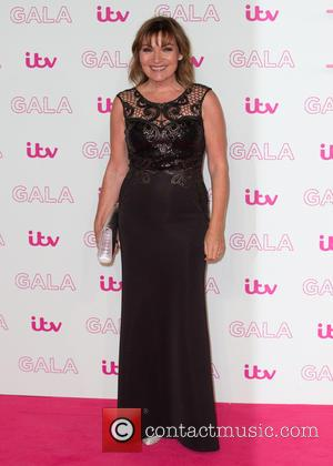 Lorraine Kelly at The ITV Gala held at the London Palladium,  London, United Kingdom - Thursday 24th November 2016