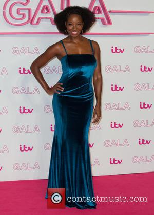 Jamelia at The ITV Gala held at the London Palladium,  London, United Kingdom - Thursday 24th November 2016