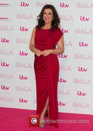 Susanna Reid at The ITV Gala held at the London Palladium,  London, United Kingdom - Thursday 24th November 2016