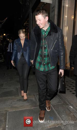 Professor Green and Fae Williams