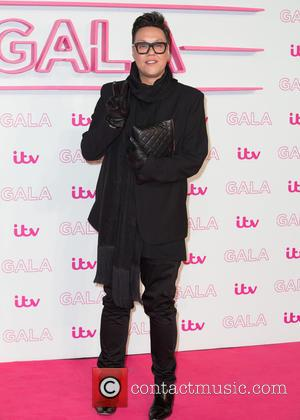 Gok Wan at The ITV Gala held at the London Palladium,  London, United Kingdom - Thursday 24th November 2016