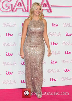 Holly Willoughby at The ITV Gala held at the London Palladium,  London, United Kingdom - Thursday 24th November 2016