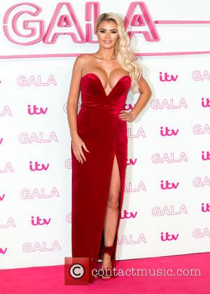 Chloe Sims at The ITV Gala held at the London Palladium,  London, United Kingdom - Thursday 24th November 2016