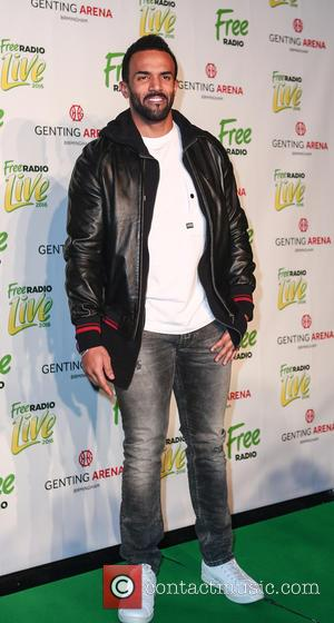 Craig David arrives at Free Music Live at the Genting Arena in Birmingham, United Kingdom - Saturday 26th November 2016