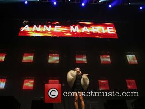 Anne-marie at Genting Arena