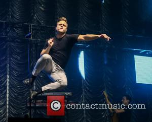 Olly Murs performs at Free Music Live at the Genting Arena in Birmingham, United Kingdom - Saturday 26th November 2016