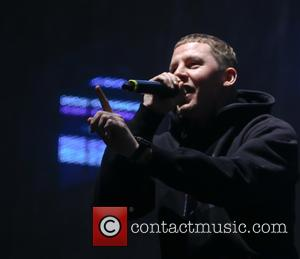 Professor Green and Stephen Manderson