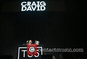 Craig David perform at Free Radio Live 2016 held at Genting Arena - Birmingham, United Kingdom - Saturday 26th November...