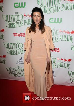 Jacqueline MacInnes Wood attending the 85th Annual Hollywood Christmas Parade at Hollywood Blvd - Hollywood, California, United States - Sunday...
