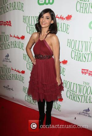 Camila Banus attending the 85th Annual Hollywood Christmas Parade at Hollywood Blvd - Hollywood, California, United States - Sunday 27th...