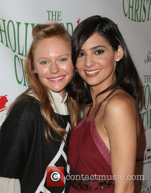 Marci Miller and Camila Banus