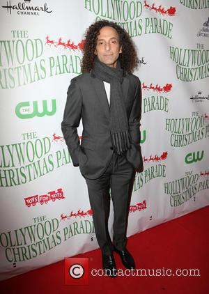 Kenny G attending the 85th Annual Hollywood Christmas Parade at Hollywood Blvd - Hollywood, California, United States - Sunday 27th...