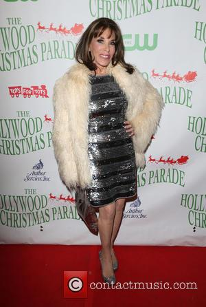 Kate Linder attending the 85th Annual Hollywood Christmas Parade at Hollywood Blvd - Hollywood, California, United States - Sunday 27th...