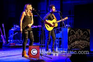 The Shires performing at Cambridge Corn Exchange - London, United Kingdom - Sunday 27th November 2016