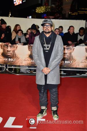 Sean Paul attends the World Premiere of I Am Bolt held at the Odeon Leicester Square, London, United Kingdom -...