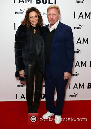 Lilly Becker and Boris Becker