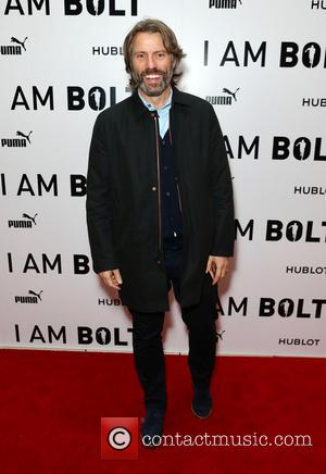 John Bishop attends the World Premiere of I Am Bolt held at the Odeon Leicester Square, London, United Kingdom -...