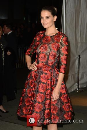 Katie Holmes: 'We Don't Pay Attention To Tabloid Stories In My Home'