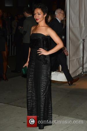 Ruth Negga attends the 26th Annual Gotham Independent Film Awards held at Cipriani Wall Street, New York, United States -...