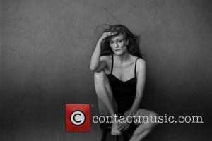 Julianne Moore photographed by Peter Lindbergh for the 2017 Pirelli Calendar, the forty-fourth edition of the iconic calendar.  -...