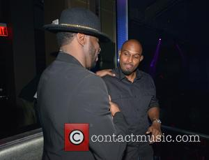 Sean 'Diddy' Combs seen at the King and Queen of Hearts World Tour Concert After Party held at LIV nightclub,...