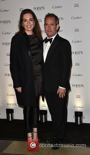 Olivia Colman and Tom Hollander