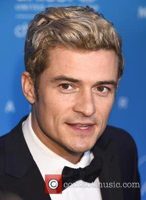 Orlando Bloom seen arriving at the 12th Annual UNICEF Snowflake Ball held at Cipriani 55 Wall street, New York, United...