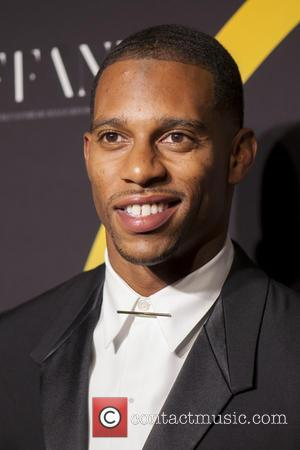 Victor Cruz at the 30th Footwear News Achievement Awards held at IAC Headquarters, New York, United States - Tuesday 29th...
