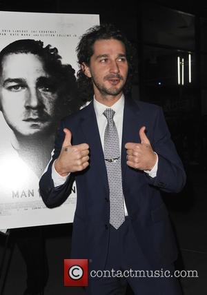 Shia Labeouf's Anti-trump Art Protest Shut Down After Violence