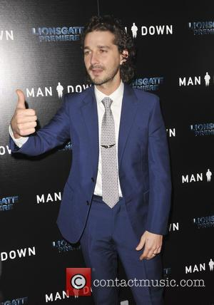 Shia Labeouf And Jaden Smith Launch Anti-trump Art Project