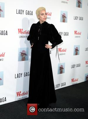 Lady Gaga and Westfield London surprised fans with intimate acoustic gig and wished the capital a happy holiday season -...