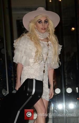 Lady Gaga Battling Post-traumatic Stress Disorder