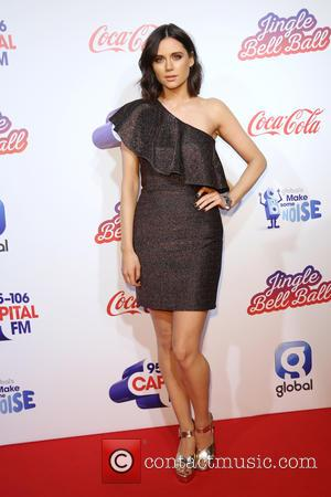 Lilah Parsons arrives at The 2016 Jingle Bell Ball held at the O2, London, United Kingdom - Saturday 3rd December...