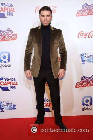 Dave Berry arrives at The 2016 Jingle Bell Ball held at the O2, London, United Kingdom - Saturday 3rd December...